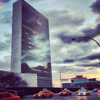 Photo taken at United Nations by mauricio v. on 12/22/2012