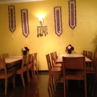 Photo taken at Silver Spoon Pakistani & Indian Restaurant by SarahJayn K. on 12/4/2012