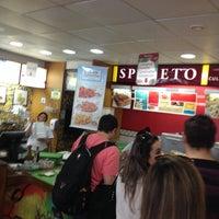 Photo taken at Spoleto Culinária Italiana by Milton L. on 7/20/2014