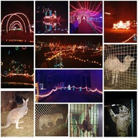 Photo taken at Zootastic Park by Cindi on 12/26/2014
