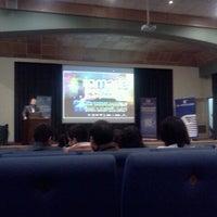 Photo taken at Edificio T - UTFSM by Andrés R. on 11/15/2012