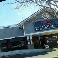 Photo taken at Red Lobster by Dan J. on 2/11/2013