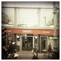 Photo taken at Café Einstein by Lex ® on 10/27/2012