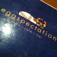 Photo taken at Eggspectation by Candice Nicole PR on 2/24/2013