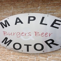 Photo taken at Maple & Motor by Michael N D. on 1/5/2013
