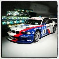 Photo taken at BMW Museum by Mikhail K. on 2/12/2013