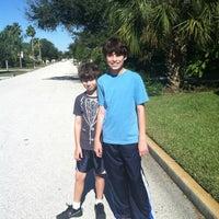 Photo taken at Tierra Verde Playground by Gabrielle C. on 11/22/2012