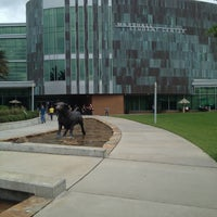 Photo taken at Marshall Student Center (MSC) by Jessica E. on 10/8/2012