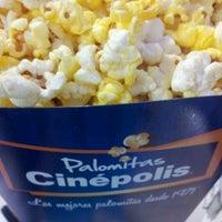 Photo taken at Cinépolis by Gabii on 10/28/2012