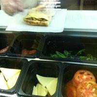 Photo taken at Subway by Ricardo B. on 10/11/2012