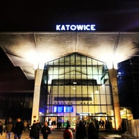 Photo taken at Katowice by Ludwik C. S. on 2/23/2013