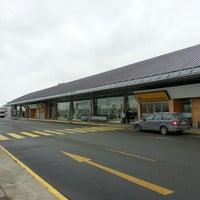 Photo taken at Aeropuerto Presidente Carlos Ibáñez del Campo (PUQ) by Carlos M. on 2/8/2013