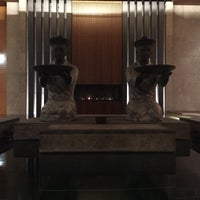 Photo taken at The Spa at The Chedi by Tiffany D. on 2/26/2015
