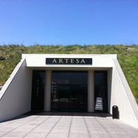 Photo taken at Artesa Vineyards & Winery by Henry P. on 5/5/2012