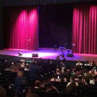 Photo taken at Lisner Auditorium by Zaakirah M. on 5/15/2013