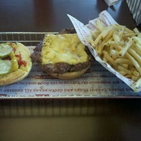 Photo taken at Smashburger by Michelle S. on 9/16/2012