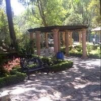 Photo taken at Parque Ecoturistico San Miguel Regla by Paco L. on 2/27/2013