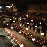 Photo taken at Gonpachi Nishiazabu by Kyun 覠 균 H. on 1/15/2013