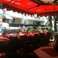 Photo taken at Restaurante Stambul by Janaina S. on 12/28/2012