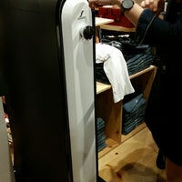 Photo taken at Levi's Store by Christina C. on 10/17/2014