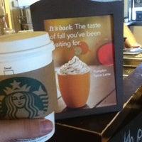 Photo taken at Starbucks by Matthew F. on 10/19/2012
