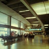 Photo taken at Aeroporto Internacional de Confins / Tancredo Neves (CNF) by Rodrigo F. on 4/9/2013