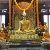Photo taken at Wat Krok Krak by Pop F. on 2/2/2016