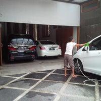 Photo taken at Jalan Tebet Barat Raya by Julia H. on 10/31/2014