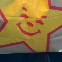 Photo taken at Hardee's by D J. on 8/4/2013