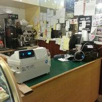 Photo taken at Royal Bagel Bakery & Deli by Carol Elizabeth M. on 12/10/2012