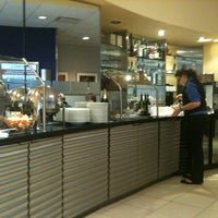 Photo taken at Lufthansa Senator Lounge by Christian on 11/3/2012