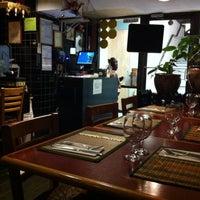 Photo taken at Thai Basil Restaurant by Alaa آلاء on 5/3/2013