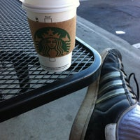 Photo taken at Starbucks by Diegão .. on 10/29/2012