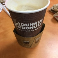 Photo taken at Dunkin Donuts by Madhura K. on 8/18/2016