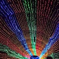 Photo taken at Santa's Wonderland by Nathan W. on 12/17/2012