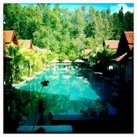 Photo taken at Lesprit De Naiyang Boutique Resort by Claudia L. on 11/2/2012