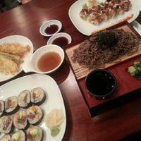 Photo taken at Nobori Sushi by Sarang K. on 1/25/2013