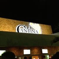Photo taken at La Cantina de la México by eduardo p. on 10/31/2012