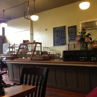 Photo taken at Posie's Bakery And Cafe by Polly on 2/28/2013
