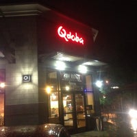 Photo taken at Qdoba Mexican Grill by Josh v. on 4/13/2015