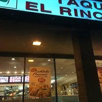 Photo taken at Taqueria El Rinconsito by Josh v. on 10/1/2016