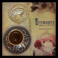 Photo taken at İmren Han by Sinan Y. on 10/26/2012