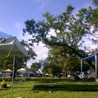 Photo taken at Manila Memorial Park by Gen A. on 10/31/2012