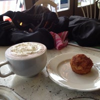 Photo taken at Posie's Bakery And Cafe by Kronda A. on 2/9/2014