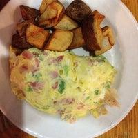 Photo taken at Breadmen's by Jim M. on 10/17/2013
