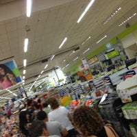 Photo taken at Carrefour by Caio C. on 2/24/2013