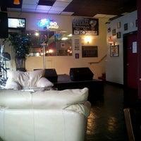 Photo taken at Vinum Coffee & Wine Lounge by Studio 6 B. on 11/16/2012