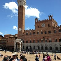 Photo taken at Piazza del Campo by Albert C. on 5/24/2013