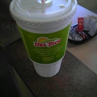 Photo taken at Del Taco by Deshaune B. on 2/14/2013