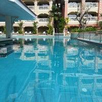Photo taken at Ayodhaya Suites Resort & Spa by Abdellatif B. on 9/17/2013